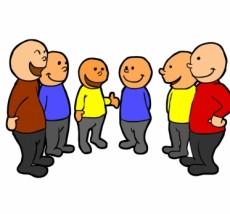 Tertúlia de familiars a l'Associació de Bipolars de Catalunya